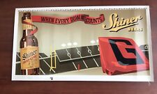 Shiner Beer Advertising Print / Poster