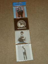 "Elvis Costello, 4 x 7"" vinyl singles pack in foldout hangable PVC wallet (GRAB3)"