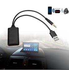 Module Adaptateur AUX BLUETOOTH Câble USB Jack Auxiliaire SEAT SKODA PORSCHE