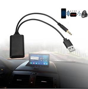 Module Adaptateur AUX BLUETOOTH Câble USB Jack Auxiliaire Honda Toyota Lexus
