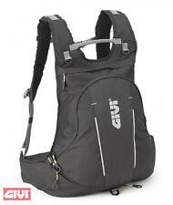 GIVI Easy-Bag Rucksack schwarz Cordura 22 Liter für Helm erweiterbar borse moto