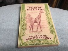 No. 1 Ladies' Detective Agency: Tears of the Giraffe 2 by Alexander McCall Smit…