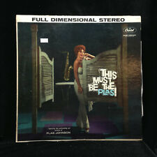Plas Johnson-This Must Be The Plas!-Capitol 1281-STEREO