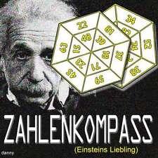 Zahlenkompass - Mathematischer Wundertrick mit dem richtigen Dreh - Zaubertrick