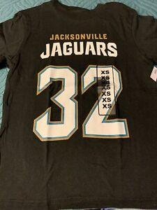 Maurice Jones-Drew Jacksonville Jaguars Youth T-Shirt X-Small (4/5) NWT