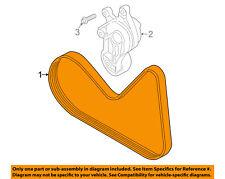BMW OEM 12-15 328i-Serpentine Drive Fan Belt 11287618848