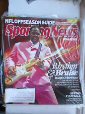 TAMPA BAY BUCCANEERS DA'QUAN BOWERS 2011 SPORTING NEWS MAGAZINE CLEMSON TIGERS