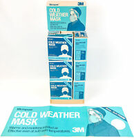 Vintage 3M Micropore Cold Weather Protect Store Display Kit Advertisement Poster