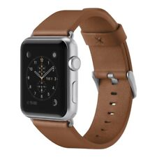 Belkin Classic Genuine Italian Leather Strap Band for Apple Watch 40mm / 38mm -