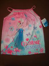 Kleid * Strandkleid * Tunika * FROZEN * Elsa * Eiskönigin * Gr. 122 128 * C&A