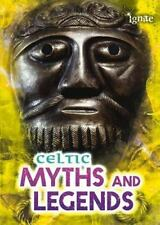 Celtic Myths and Legends by Fiona Macdonald (2013, Paperback)