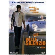LA VALLE DEL SILENZIO DVD USATO