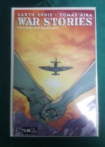 War Stories (Avatar) #26A 2018 NM
