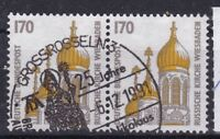 """Brd SWK Mi.Nr. 1535  gestempelt Paar Sonderstempel """"Grossrosseln"""""""