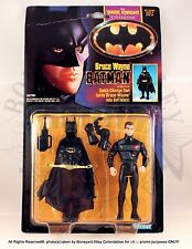 1990 BATMAN THE DARK KINGHT COLLECTION BRUCE WAYNE MISB*NEW*RARE-KENNER