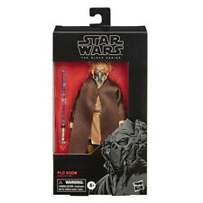 Star Wars Black Series Wave 25 - Plo Koon
