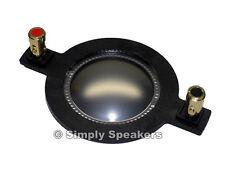Peavey Pro12 Pro 12 Speaker Diaphragm Horn Driver Repair SS Audio Parts 8 ohms