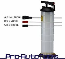 Hand Operated Oil Changer Fluid Extractor Pump Tank