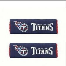 Tennessee Titans Embroidered Seatbelt Shoulder Pads ( Set of Two )