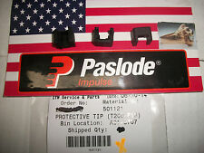 """NEW""  Paslode Part # 501121 PROTECTIVE TIP (T200F18) (3TIPS)"