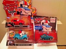 "Disney Pixar Cars Toons ""Mater The Greater"" Tall Tales series RARE Diecast"