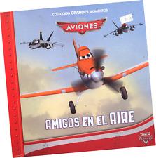 """LIBRO DISNEY AVIONES """"AMIGOS EN EL AIRE"""", EN ESPAÑOL"""