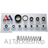 Air Arms s510 & Ultimate Sporter O Ring Seal Service Kit + Hammer Spring