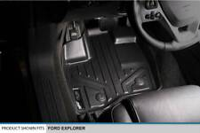 Maxliner 17-19 Fits Ford Explorer Floor Mats W/ 2nd Row Center Console 3 Row Set