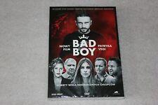 Bad Boy DVD - NEW SEALED - POLSKI FILM - Patryk Vega - ENGLISH SUBTITLES