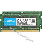 Crucial 16GB PC3-12800 DDR3L 1600MHz 2x 8GB Sodimm Kit 204-Pin RAM Dual Channel