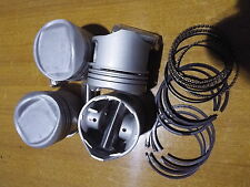 Ford 1.6 CVH Pistons set of 4 boxed new @ 1.00mm over size  Escort Fiesta Orion