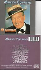 CD 18 TITRES MAURICE CHEVALIER THE COLLECTION BEST OF 1989