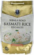 Shimla Road Basmati Rice, 10 Lb Bag