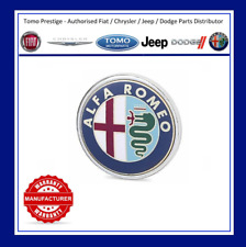 Alfa Romeo 159 Sport Wagon SW Boot Tailgate Badge 50500393 New Original Genuine