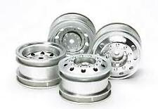 Tamiya Spare Parts On Road Racing Truck Wheels (F&R 2pcs each) # 51588