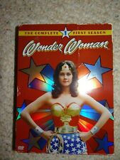 New listing Wonder Woman Complete Season 1 - Dvds nice