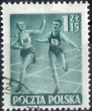 Poland.  1952.  Sports Day.  SG760.    Used.