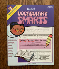 The Critical Thinking Co - Vocabulary Smarts, Book 2 (Grades 4-5) - Very Good