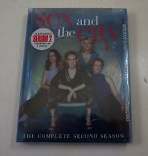 SEALED Sex And The City - Complete Second Season DVD Video TV Show