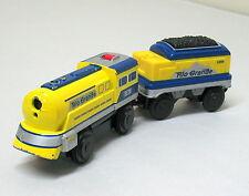 Lionel Wooden Railway, RIO GRANDE ENGINE & TENDER, LEARNING CURVE 1999, VGUC