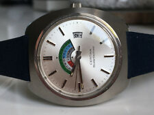 CERTINA BIOSTAR *New Old Stock, NOS, Silver Dial - 1971*