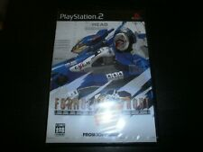 JEU PLAYSTATION 2 JAP (PS2): FORMULA FRONT ARMORED CORE - new sealed