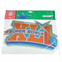 NFL Football Super Bowl XLI 41 2007 Colts vs Bears Jumbo Large Magnet Licensed