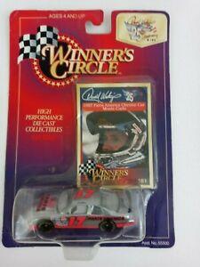 1997 Winners Circle Lifetime Series 1:64 #17 Darrell Waltrip P.A. Chrome (B)