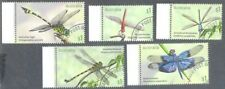 Australia-Dragonflies-Insects-  set fine used cto  2017