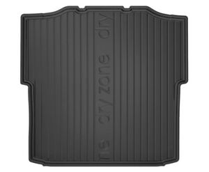 TAILORED RUBBER BOOT MAT LINER for SKODA Superb II  Saloon 2008-2015