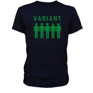 LOKI Variant TVA T-shirt Marvel Disney M, L, XL, 2XL FREE Shipping!