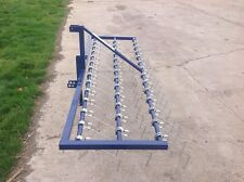OXDALE 8FT FIXED WEEDER TINE/ HARROWS