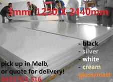 3mm Aluminum Composite Panel/Metal /Trailer Panel Sheet /Alucobond 1220x2440mm
