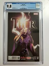 THOR #8 CGC 9.8 Jane Foster reveals as the new Female Thor